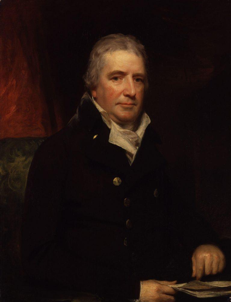 George Rose | Sir William Beechey | oil painting