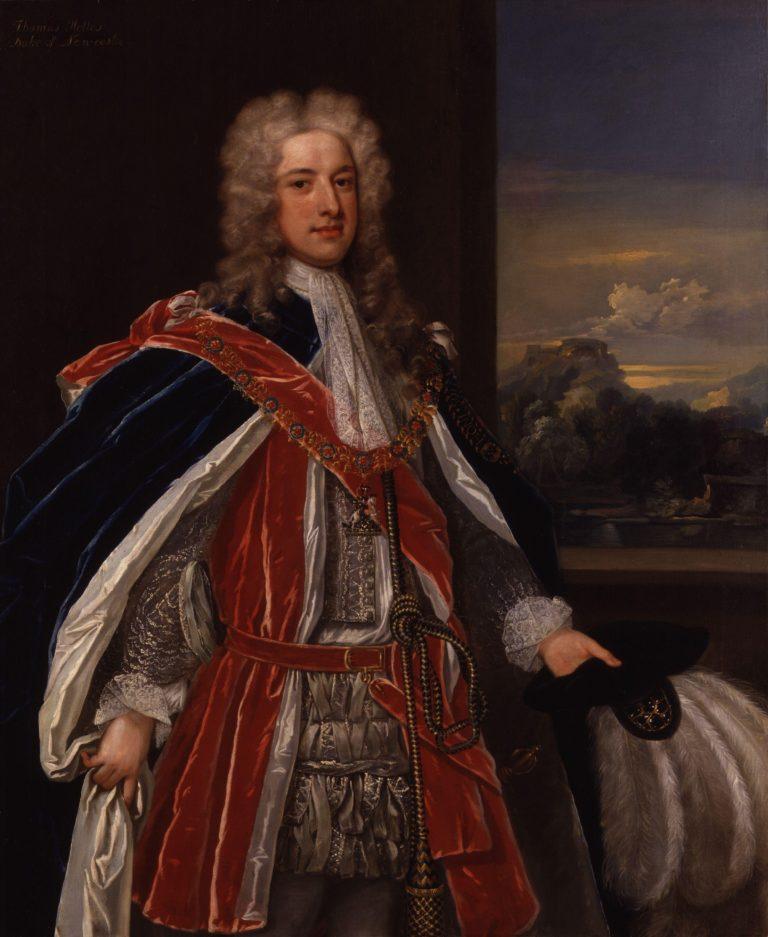 Thomas Pelham Holles