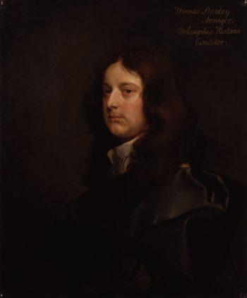 Thomas Stanley | Gerard Soest | oil painting