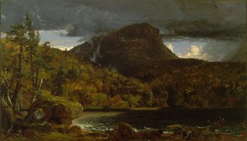 High Torne Mountain Rockland County New York | Jasper Francis Cropsey | oil painting