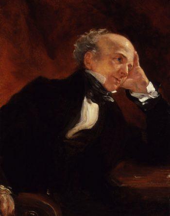 Thomas Uwins | John Partridge | oil painting