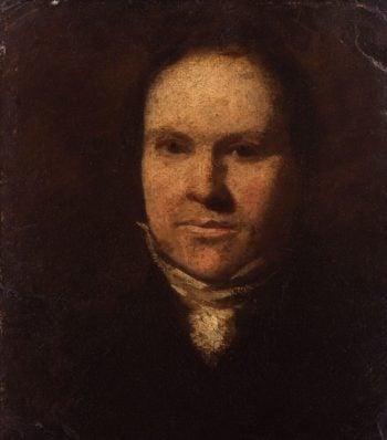 Edward Daniel Clarke | John Opie | oil painting