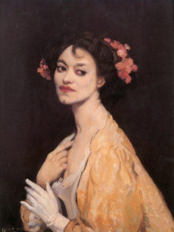 The Dancer | George Lambert | oil painting