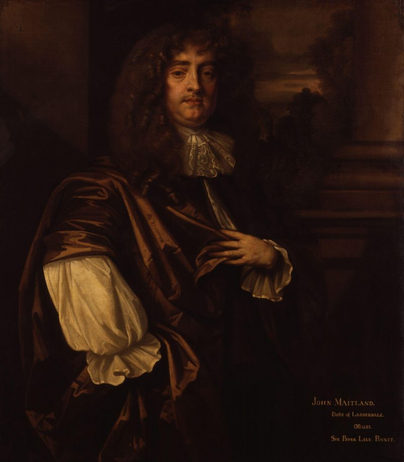 Henry Brouncker 3rd Viscount Brouncker | Sir Peter Lely | oil painting