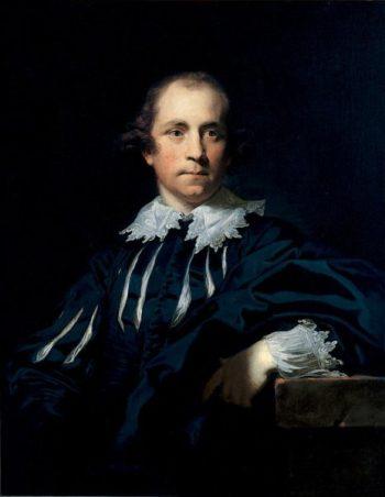 John Julius Angerstein | Joshua Reynolds | oil painting