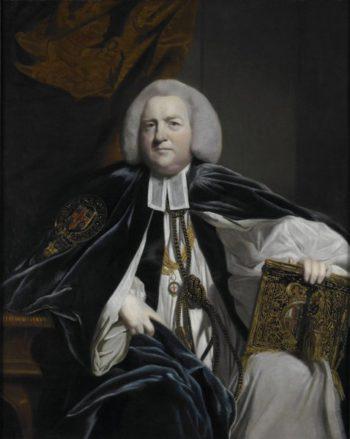 Robert Hay Drummond | Joshua Reynolds | oil painting