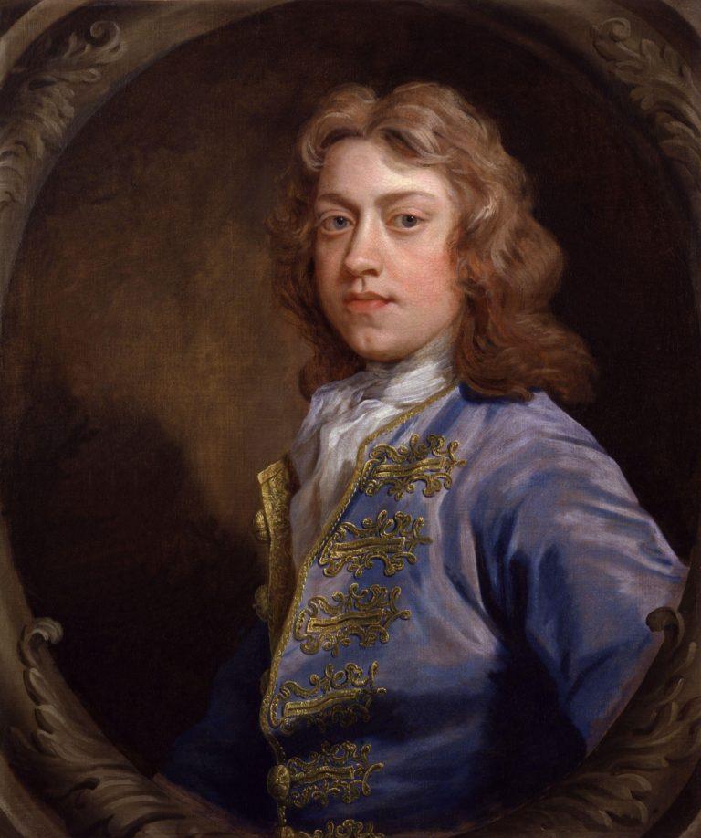 Sir James Thornhill | John Closterman | oil painting