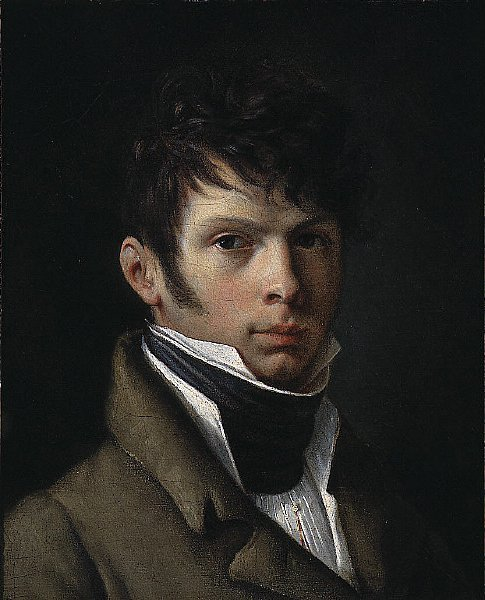 Arnauld de Beaufort | Pierre Paul Prudhon | oil painting