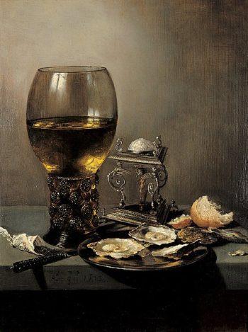 Still Life | Pieter Claesz | oil painting