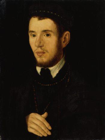 Thomas Howard 4th Duke of Norfolk   Unknown Artist   oil painting