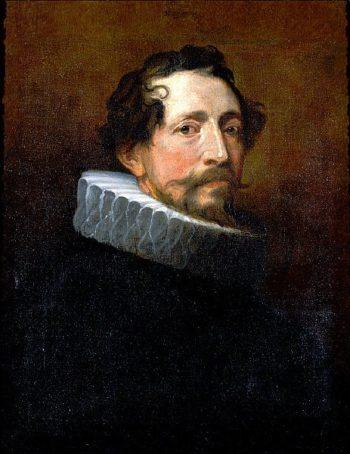 Portrait of an Alderman | after Van Dyck | oil painting