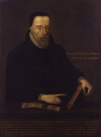 William Tyndale | Unknown Artist | oil painting