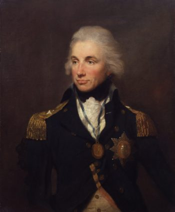 Horatio Nelson Viscount Nelson | Lemuel Francis Abbott | oil painting