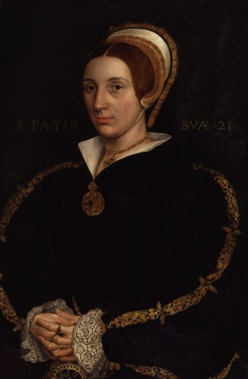 Catherine Howard | Hans Holbein the Younger | oil painting