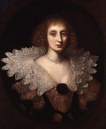 Elizabeth Princess Palatine | Unknown Artist | oil painting