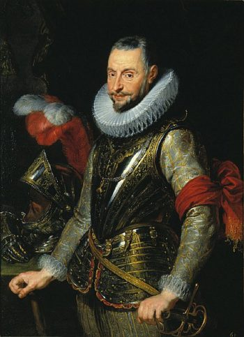 Marquis Ambrogio Spinola | Studio of Peter Paul Rubens | oil painting