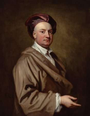 Jacob Tonson II | Sir Godfrey Kneller | oil painting