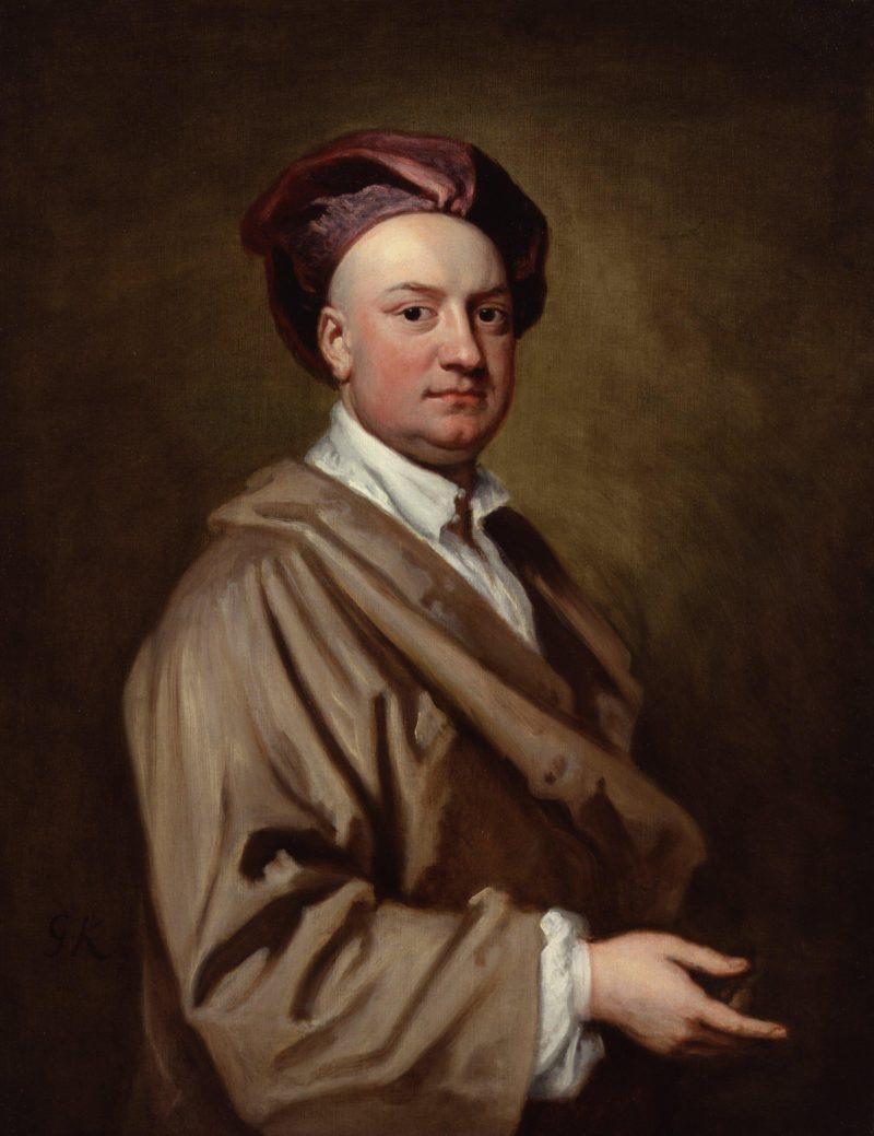 Jacob Tonson II | Sir Godfrey Kneller | oil painting
