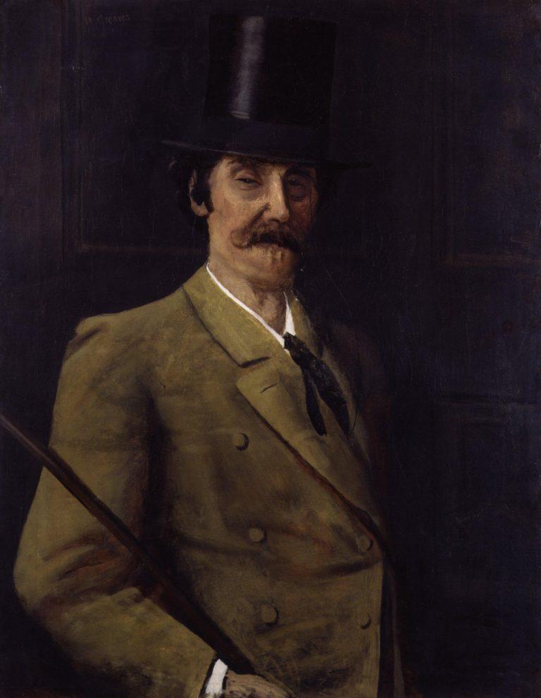 James Abbott McNeill Whistler | Walter Greaves | oil painting