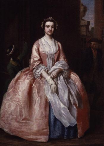 Margaret Peg Woffington   Francis Hayman   oil painting