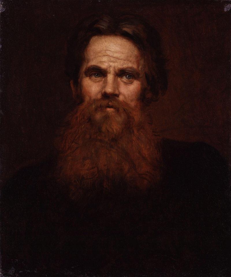 William Holman Hunt | Sir William Blake Richmond | oil painting