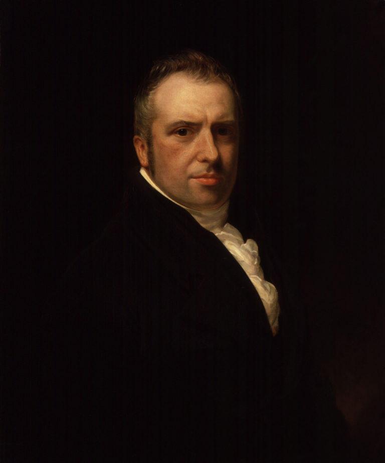William Hone | William Patten | oil painting
