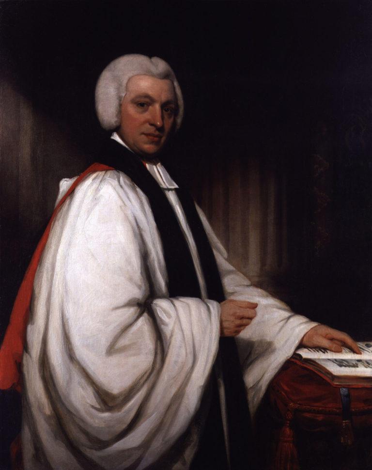 William Howley | William Owen | oil painting