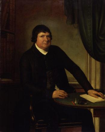 William Huntington | Domenico Pellegrini | oil painting