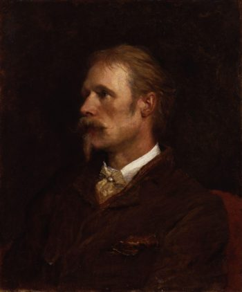Walter Crane | George Frederic Watts | oil painting