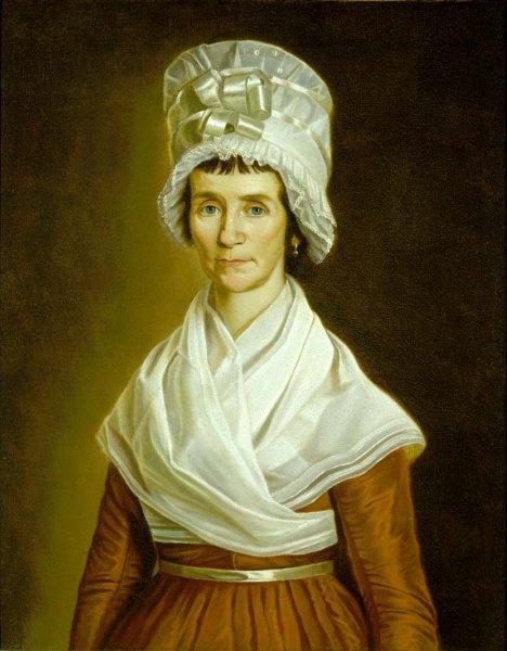 Sarah McClean Bolton   Walter Robertson   oil painting
