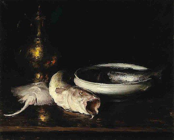 Still Life | William Merritt Chase | oil painting