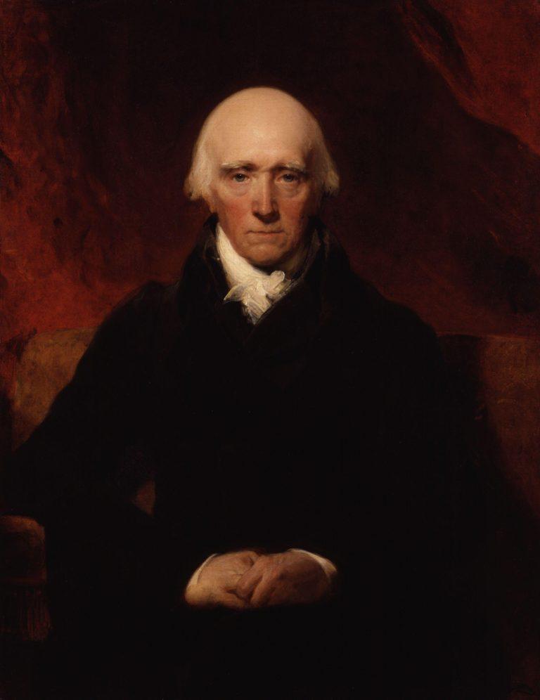 Warren Hastings | Sir Thomas Lawrence | oil painting