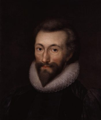 John Donne | Isaac Oliver | oil painting