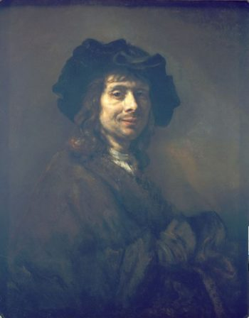 Portrait of a Young Man | Workshop of Rembrandt | oil painting