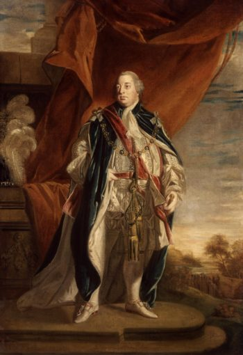 William Augustus Duke of Cumberland | Sir Joshua Reynolds 2 | oil painting