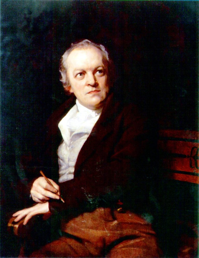 William Blake | Thomas Phillips | oil painting