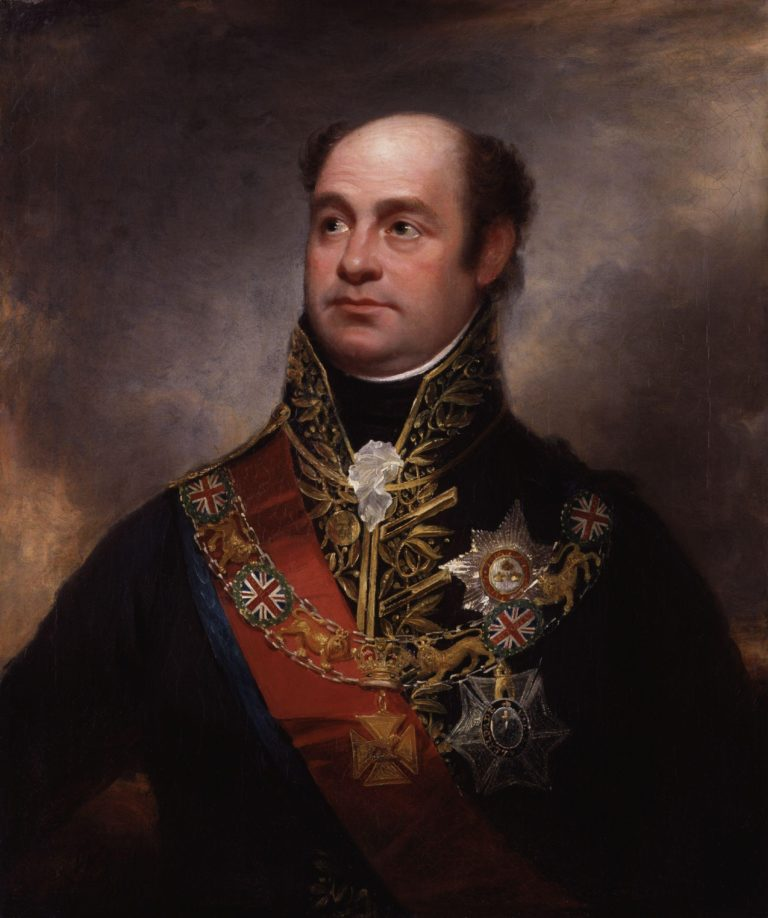 William Carr Beresford Viscount Beresford | Sir William Beechey 2 | oil painting