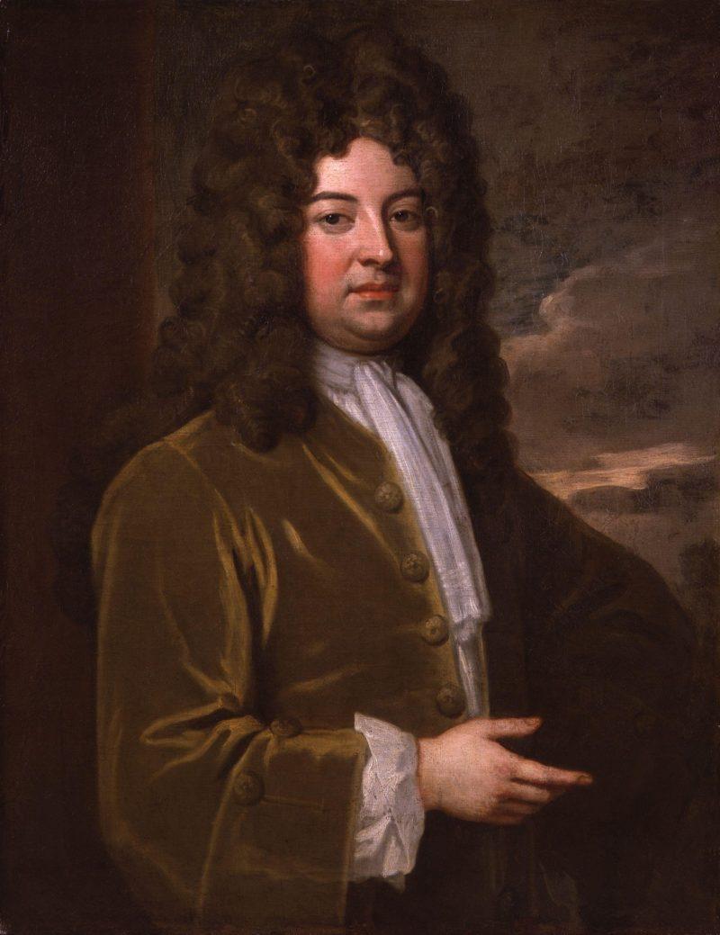 Abraham Stanyan | Sir Godfrey Kneller | oil painting
