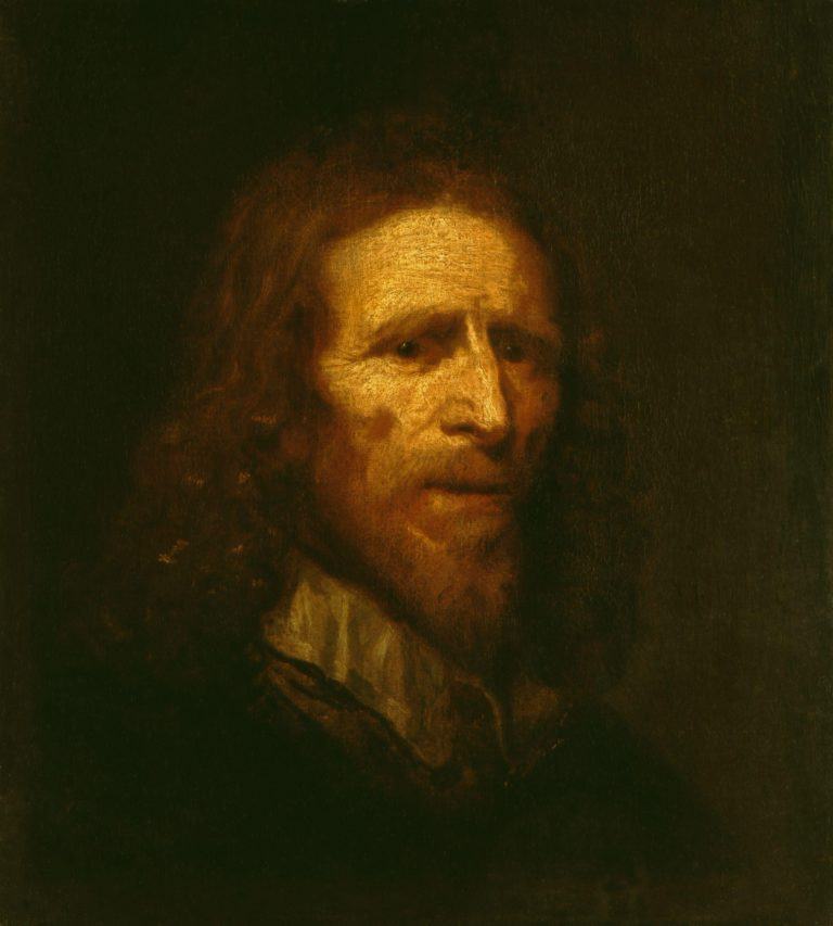 Abraham Van Der Doort | William Dobson | oil painting