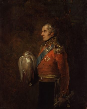 Alexander Fraser 16th Baron Saltoun | William Salter | oil painting