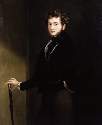 Alfred Count DOrsay | Sir George Hayter | oil painting