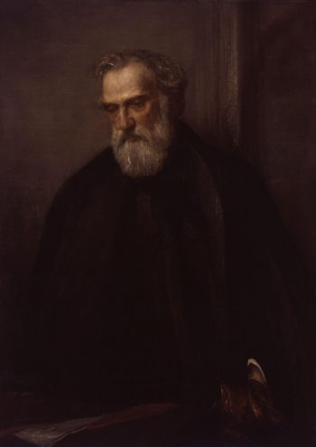 Alphonse Legros | Charles Haslewood Shannon | oil painting