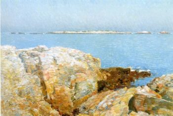 Duck Island | Frederick Childe Hassam | oil painting