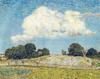 Dragon Cloud, Old Lyme Frederick Childe Hassam