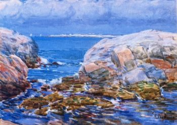 Duck Island, Isles of Shoals Frederick Childe Hassam