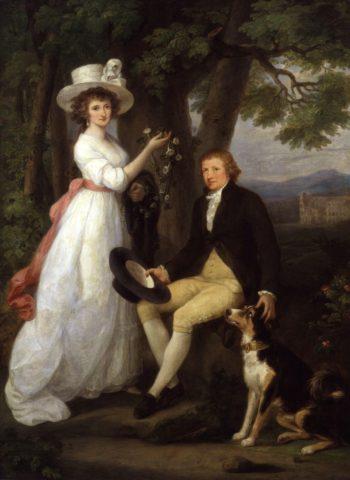Anna Maria Jenkins Thomas Jenkins | Angelica Kauffmann | oil painting