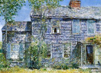 East Hampton, L.I. Frederick Childe Hassam