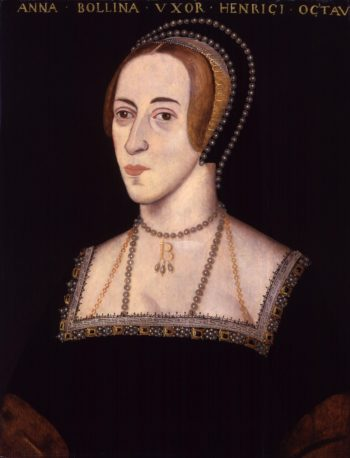 Anne Boleyn | Unknown Artist | oil painting