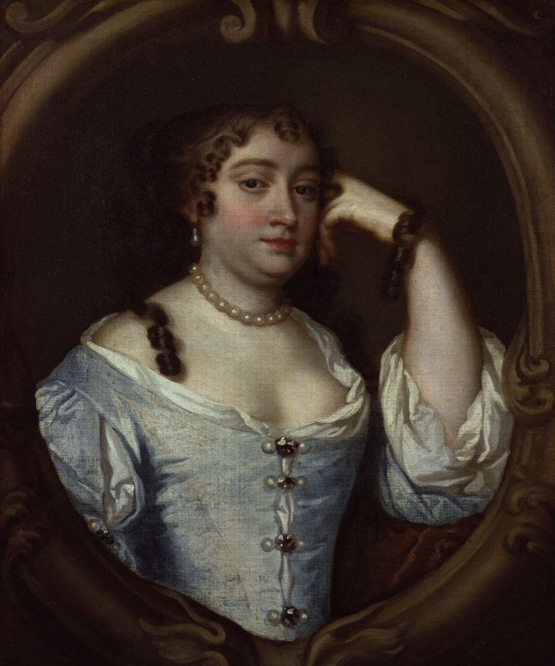 Anne Hyde Duchess of York | Sir Peter Lely | oil painting