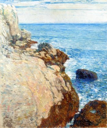 The East Headland, Appledore Isles of Shoals Frederick Childe Hassam
